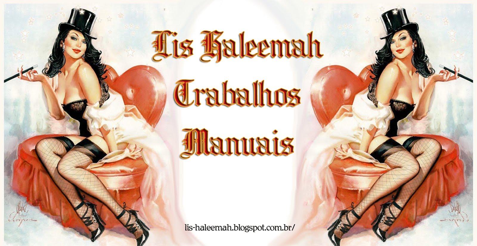 Lis Haleemah - Trabalhos Manuais
