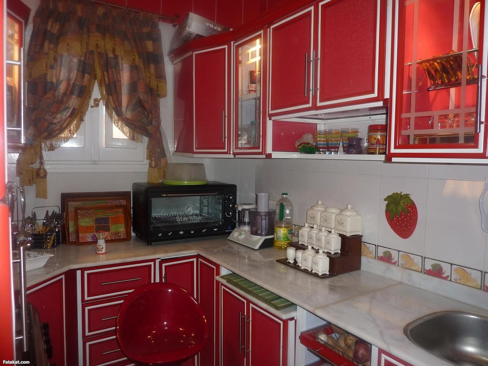 تصميم مطابخ الوميتال الصغيرة و الضيقة Egypt Kitchen