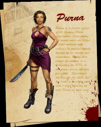 Dead Island - Purna