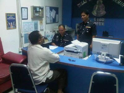 YB Ustaz Nasa Buat Laporan Polis Isu Ceramah Bersama Dr Hasan Ali