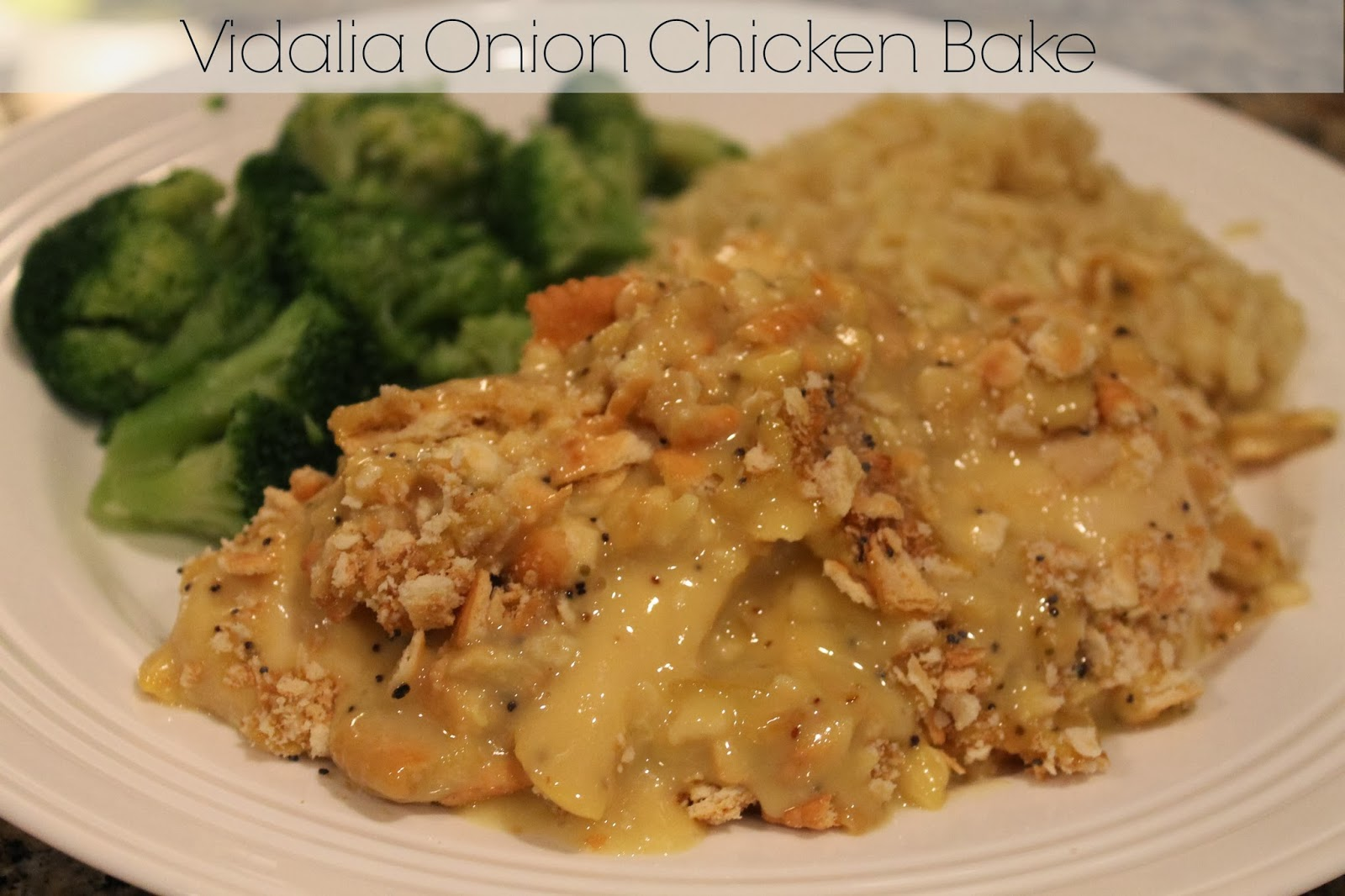 onion rings baked chicken with vidalia place the onions in a bowl 2013 ...