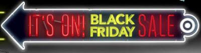 Target Best Black Friday Deals 2012