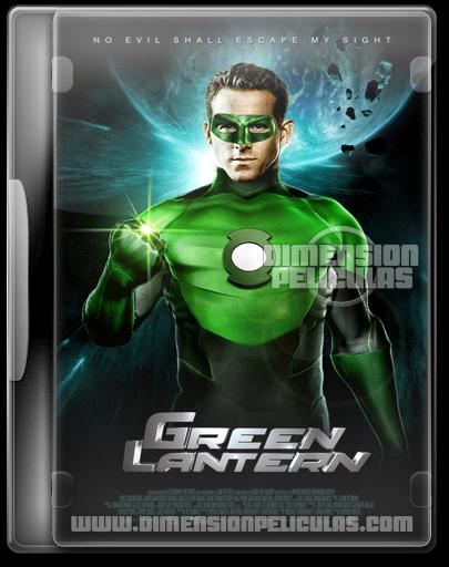 Linterna Verde (DVDRip Inglés Subtitulado) (2011)