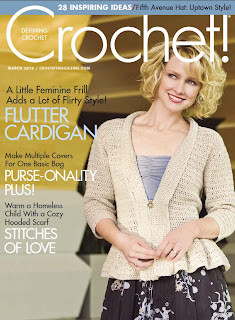 Revista Crochet! March 2010