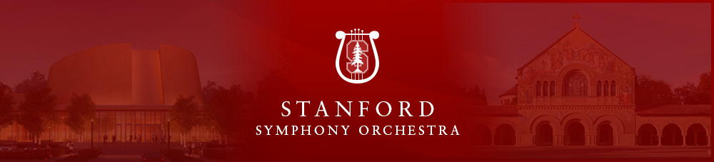 Stanford Symphony Orchestra - Tour Europe 2013