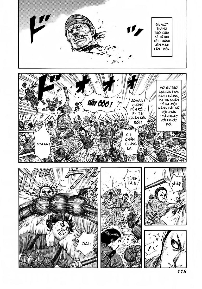 Kingdom - Vương Giả Thiên Hạ Chapter 180 page 3 - IZTruyenTranh.com