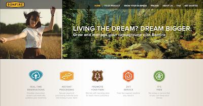 RVspotfinder.com launches LetsBonfire.com