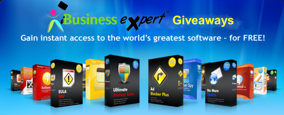 iBusiness Expert | Free Giveaways, Downloads and Internet Tips