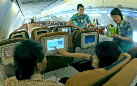 maskapai penerbangan Indonesia 1