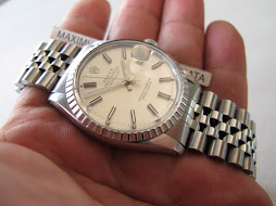 ROLEX OYSTER PERPETUAL DATEJUST - ROLEX 16030