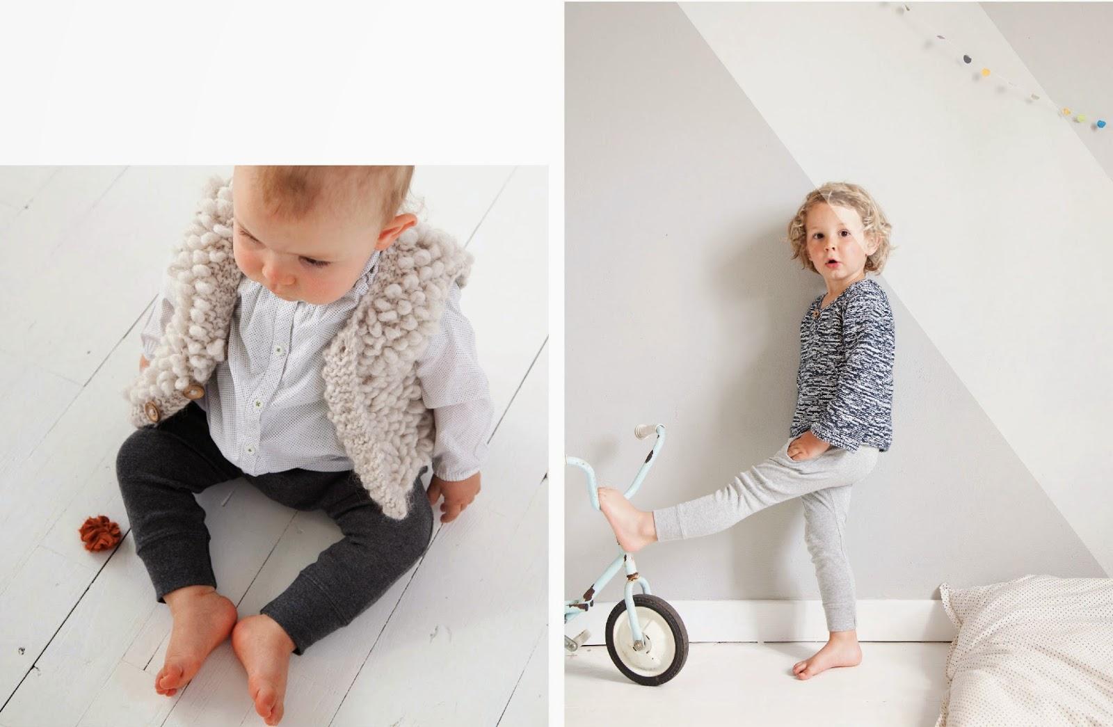 stikke klær til barn