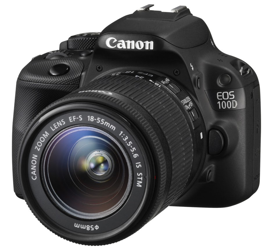 Current Canon EOS 70D with EF-S 18-135mm IS USM Lens
