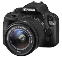 Canon EOS 100D SLR Camera