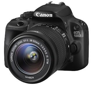 EOS 100D / Rebel SL1 Digital SLR Camera