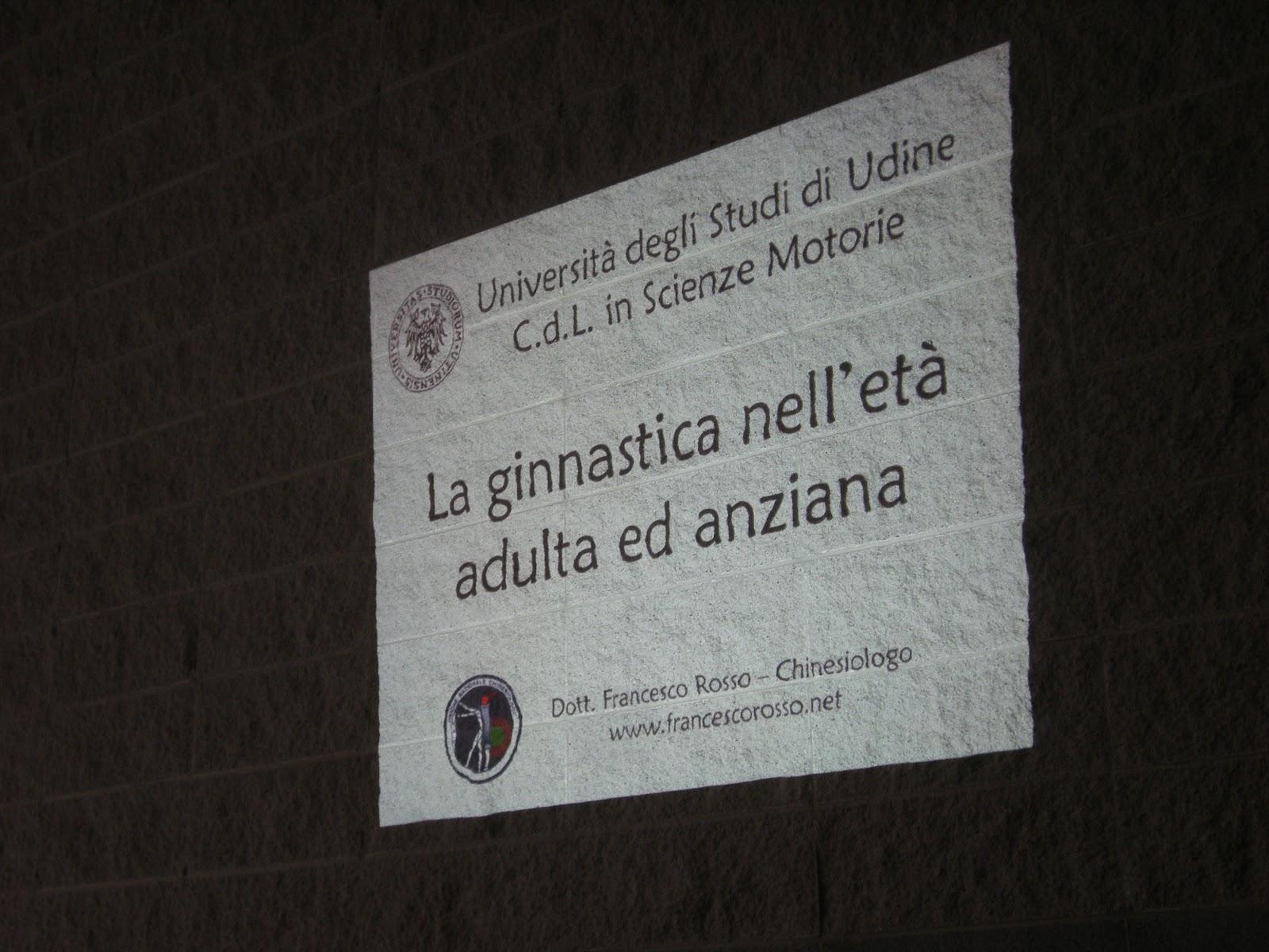 Ecco alcune fotografie scattate durante la lezione da Daniela Benedetti