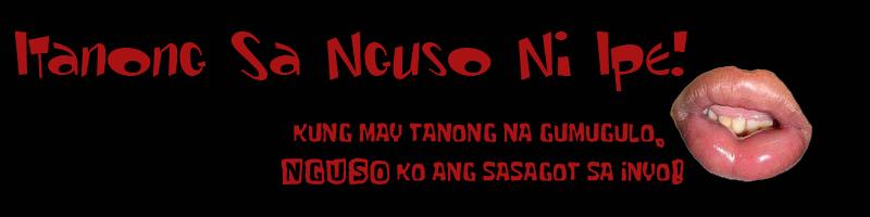 Itanong sa Nguso ni Ipe