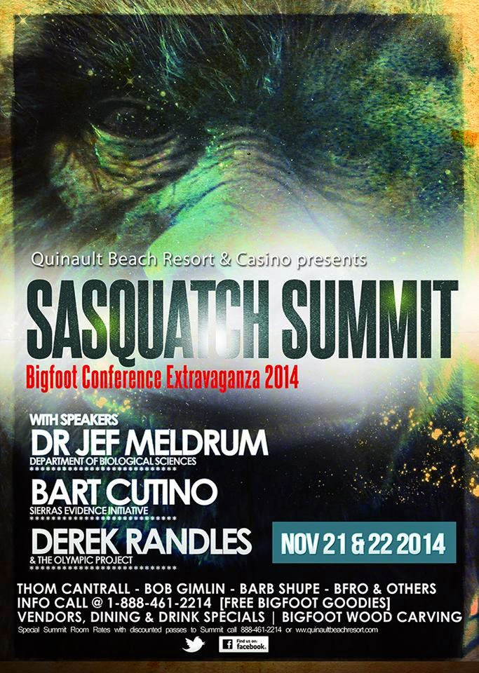 Sasquatch Summit Conference 2014