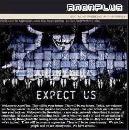 Situs Jejaring Sosial Bebas AnonPlus Anon+