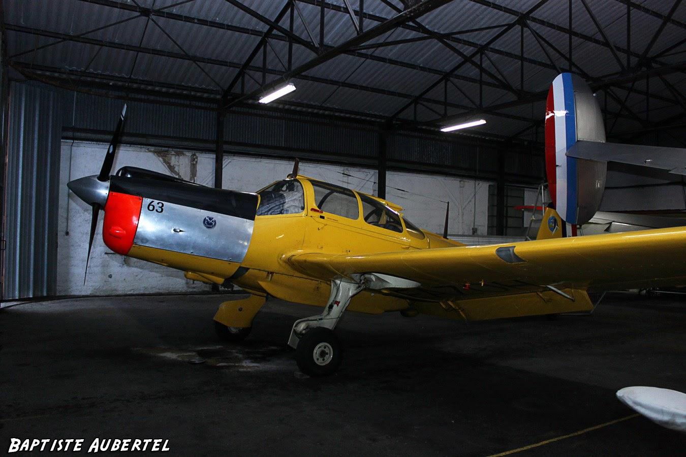 aérodrome LFSM Montbéliard