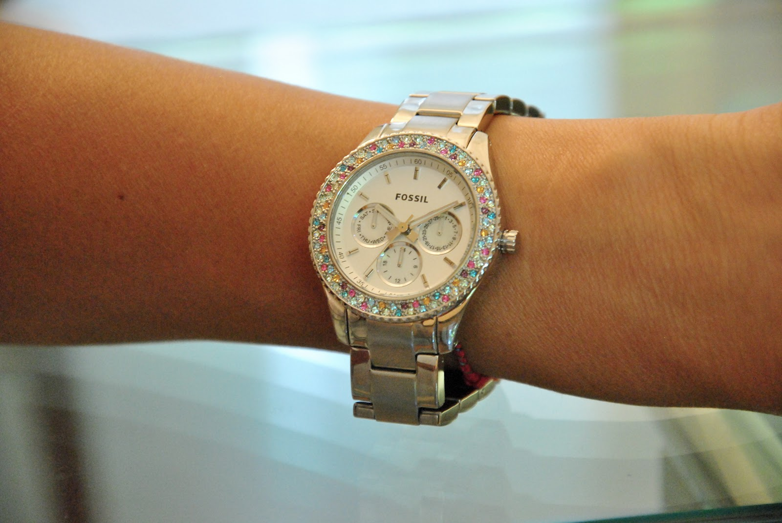 Fossil , watches collection spring summer 2012