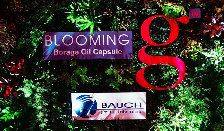 Blooming G, the beautifying power of nature!