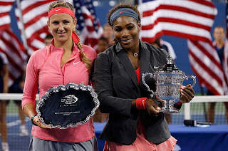 Serena won 5th US Open Title