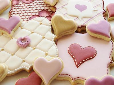 biscoitos decorados pasta americana