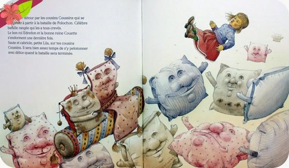 """""""La balade de Lila"""" de Anna Descy et Kestutis Kasparavicius - éditions Clochette"""