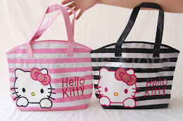 Tas Hello Kitty Garis