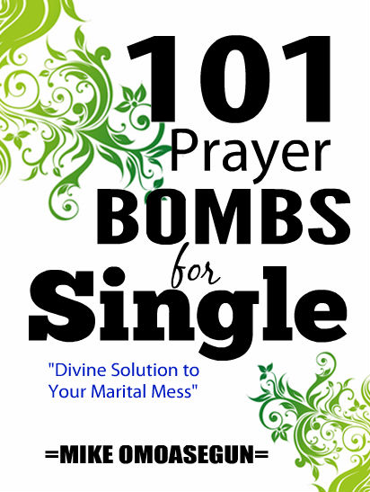 101 Prayer Bombs for Singles