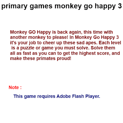 andkon monkey go happy