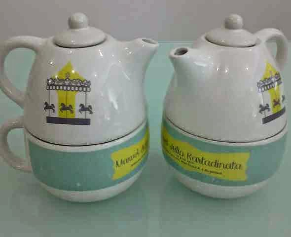 Customized Teapot