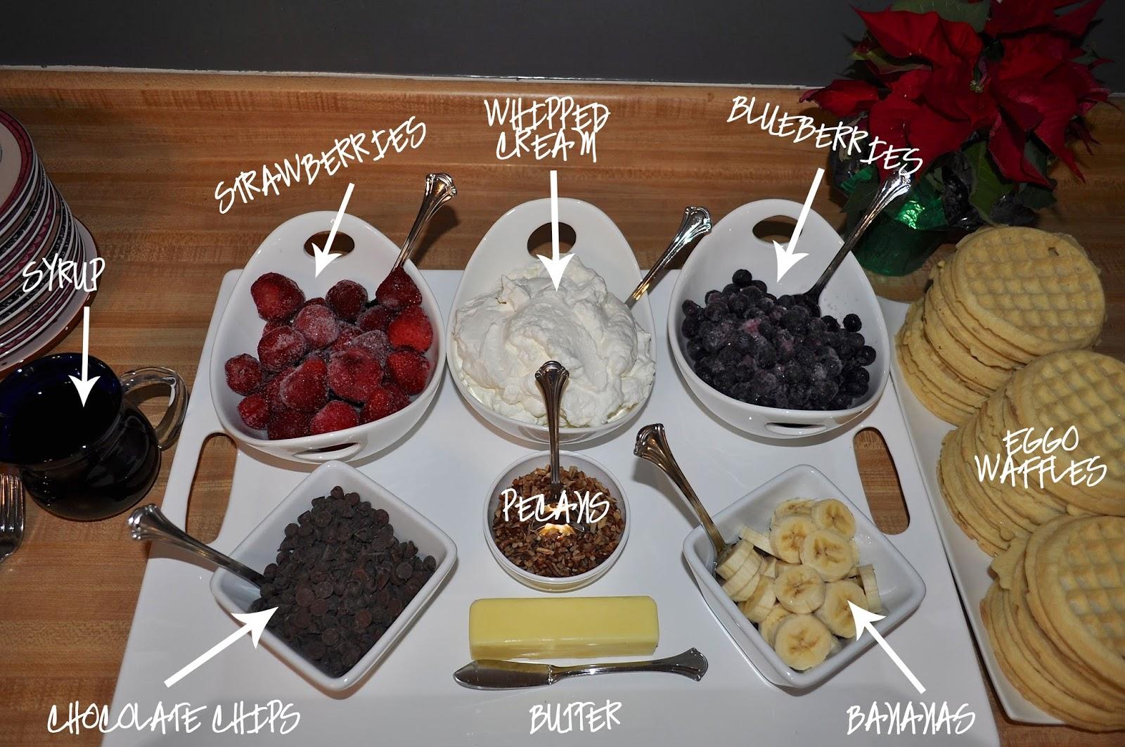 diy-waffle-bar