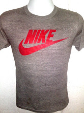 Vintage Nike Orange Tag Tri-Blend