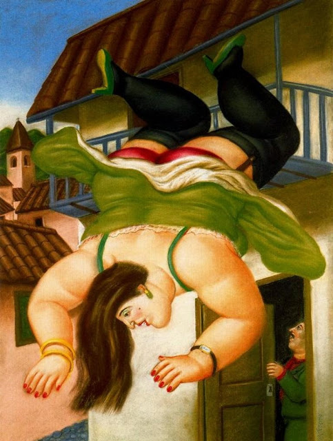 Botero,Colombian painter,Colombia