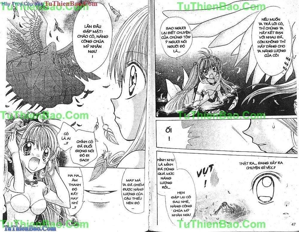 Viên Ngọc Nàng Tiên Cá Chapter 5 - Trang 22