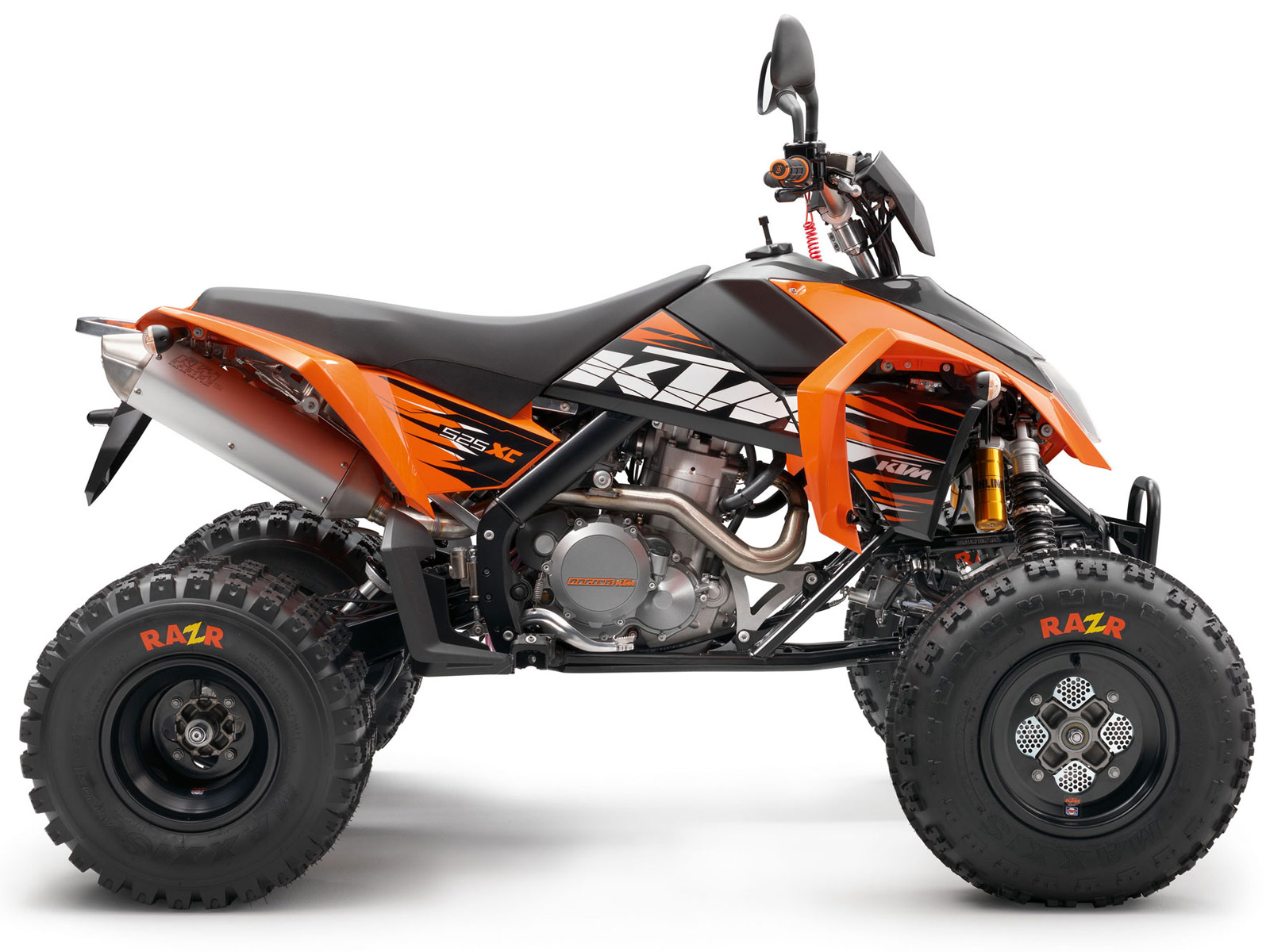 High Country Honda >> 2012 KTM 525XC ATV Review, pictures, specifications, insurance information