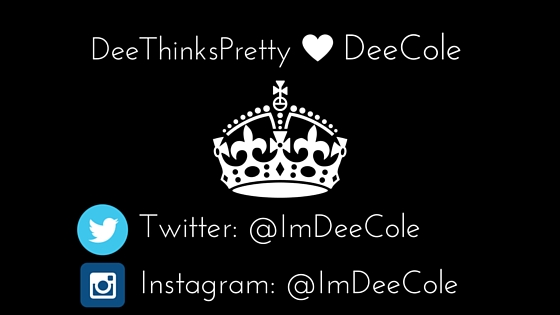 Dee Thinks Pretty