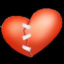 click no coração