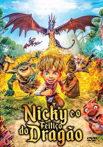 Nicky e o Feitiço do Dragão Torrent – WEB-DL 720p/1080p Dual Áudio