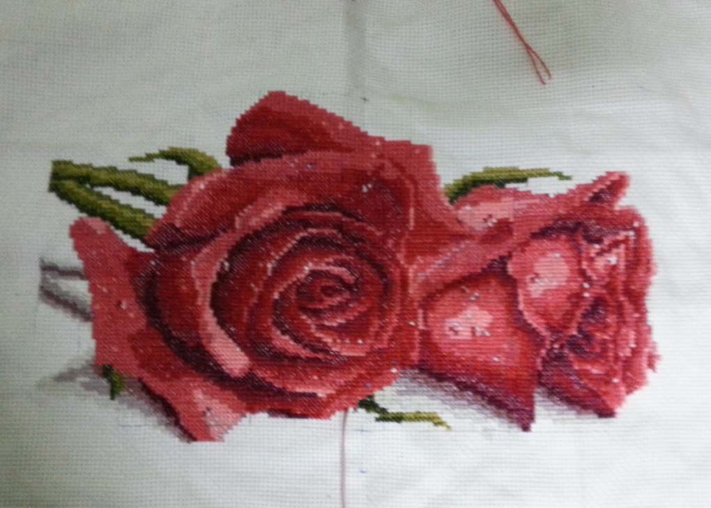 Tutorial Embroidery Amp Ribbon Work