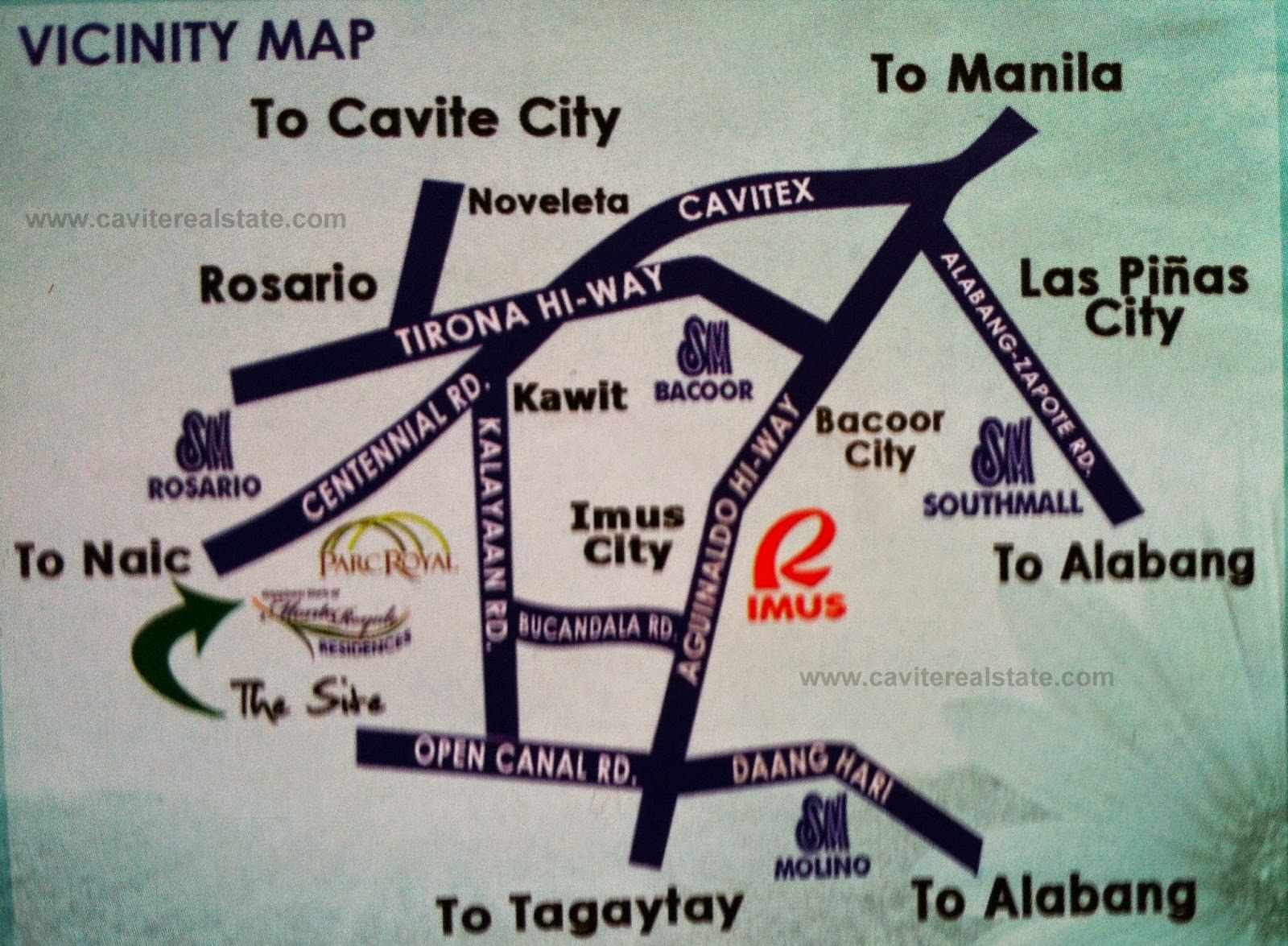 Camella silang tagaytay drina house and lot for sale in tagaytay city - Monte Royale Residences Masaito Homes