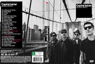 DVD Capital Inicial – Acústico 2015