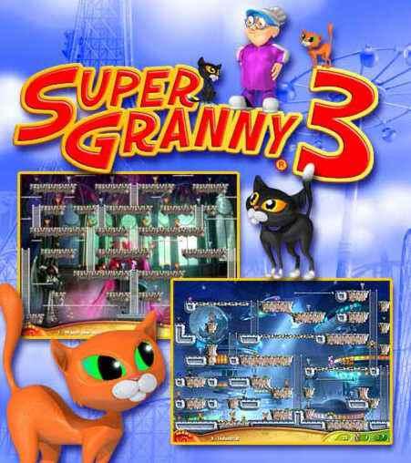 how to finish super granny 5 level 9