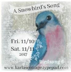 SnowBird's Song No. 6 - 2017