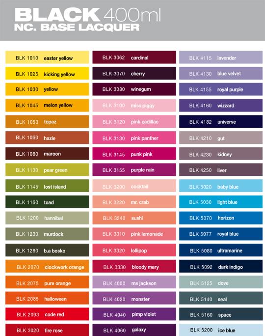 Berok graffiti mural profesional en barcelona nuevos - Nombres de colores de pinturas ...