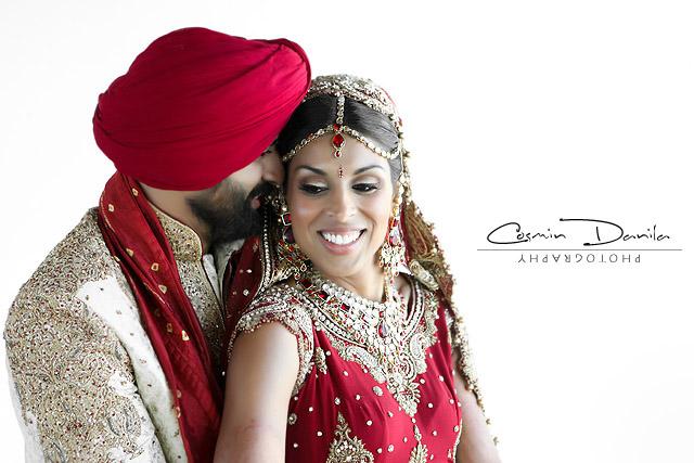 Cosmin Danila Edmonton Wedding Photography Vancouver Toronto East Indian