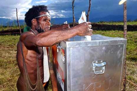 Pangdam Cenderawasih akui ada kelompok yang ingin gagalkan pileg di Papua