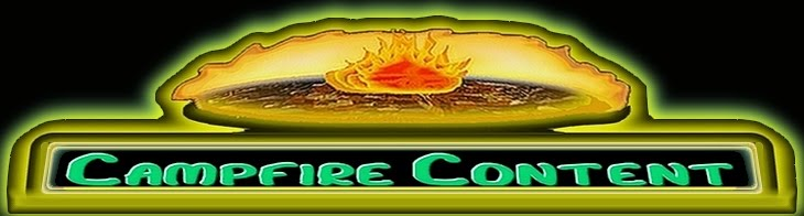 Campfire Content, web content, articles, graphics, music, more