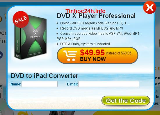 Aviosoft DVD to iPad Converter License Code